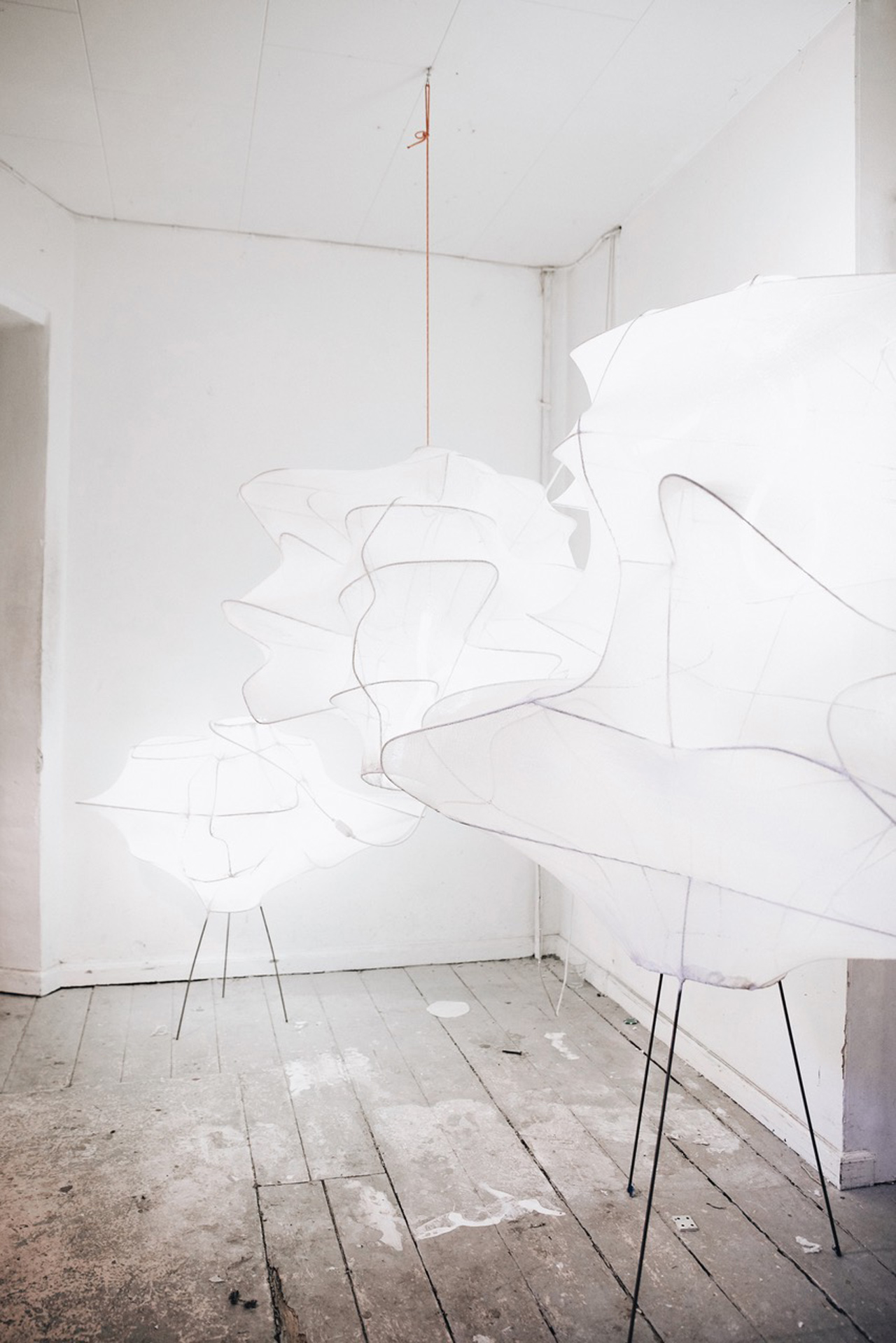 Studio view: Frederik Nystrup-Larsen & Oliver Sundqvist